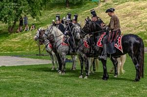 Pruská jízda v Radovesnicích I